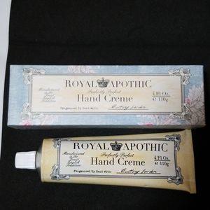 ROYAL APOTHIC Hand Creme 4 oz.